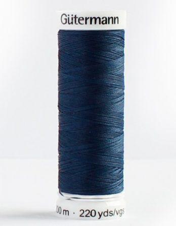 Gütermann Allesnäher 200m Nr. 13 dunkel jeansblau Ökotex