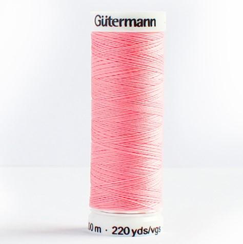 Gütermann Allesnäher Nähgarn 200m Nr. 43 rose rosa Ökotex