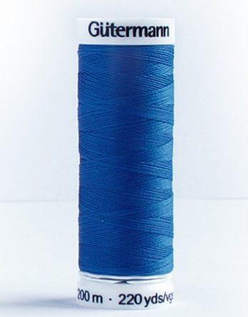 315 guetermann 200m nr 315 ultramarinblau allesnaeher 348x445 - Gütermann Allesnäher 200m Nr. 315 ultramarin blau Ökotex