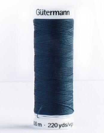Gütermann Allesnäher 200m Nr. 537 seewind graublau Ökotex