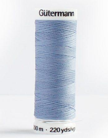Gütermann Allesnäher 200m Nr. 74 kalt jeansblau Ökotex