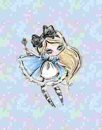 jrJRIouT3maLDhGdLVfG 348x445 - 1 Sommersweat / French Terry / Ganzjahressweat Panel Alice - 40x50cm - Punkte auf mint / hellblau / lila / rosa - Regenbogenfarben - Digital - Ökotex