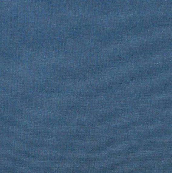 0,5m Strickbündchen in dunklem jeansblau – wunderschönes dunkelblau – uni / einfärbig – weich & bi-elastisch – Ökotex